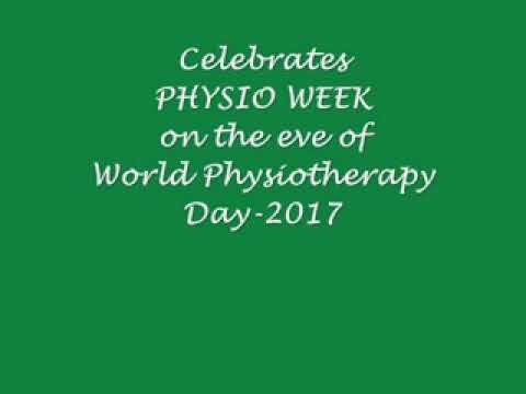 Foster Physio Sports Injury and Pain Clinic on World Physiotherapy Day