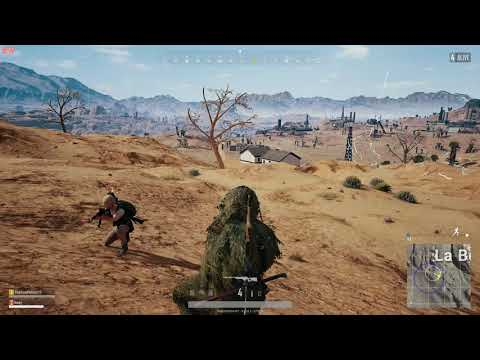 PUBG Win (Friends First Game)
