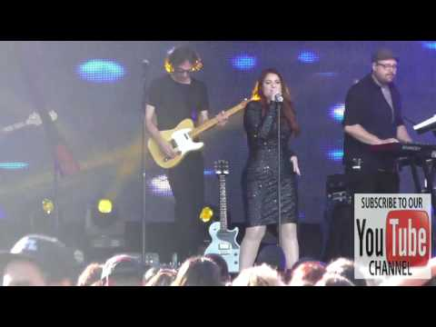 Meghan Trainor Performing Live On Jimmy Kimmel Live