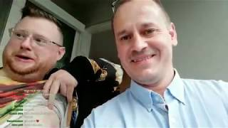 Bjorn hangs with Burger planet / ice