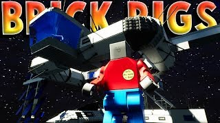 LEGO CITY JOBS! - Brick Rigs Gameplay Roleplay