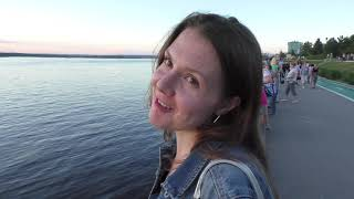 Welcome to Samara, Russia! Introduction!! Stunning Embankment!! (Part 1/2)