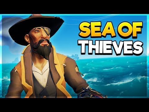 (VOD)Grinding Merchant Alliance & Events! -  Happy Friday - Sea of Thieves Gameplay