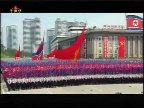 DPRK (North Korean) Military and People's Parade, 2013
