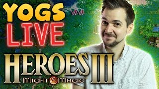 HEROES OF MIGHT AND MAGIC III -  Lewis & Ben Save The World - 23rd November 2016