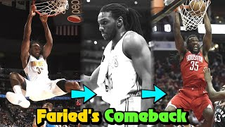 Benched In Denver ⇨ Revival In Houston: The Kenneth Faried Story