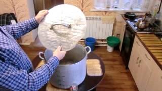 пивоваренное оборудование, своими руками,  эволюция  усовершенствования