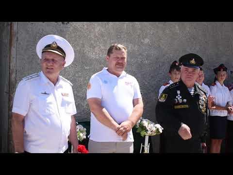 Illarionov59: Открытие мемориальной доски на месте подвига Бориса Нечаева
