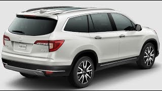 WHY YOU Should BUY 2019 HONDA Pilot - Mid Size Family SUV