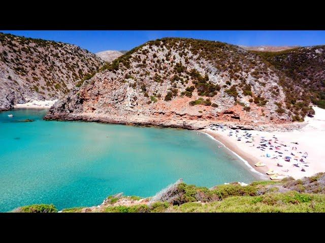 Cartina Sardegna Buggerru.Cala Domestica Buggerru Sardegna Costa Ovest Hd Youtube