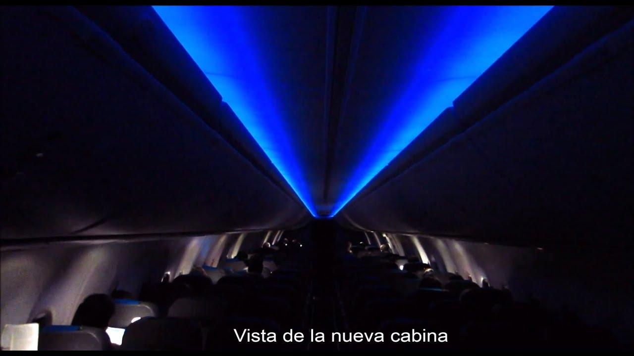 Nuevo Boeing 737 800 Con Sky Interior De Aerolineas