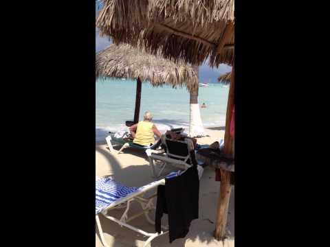 Aruba Beach Surprise