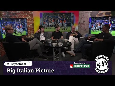 Eurotalk: Big Italian Picture