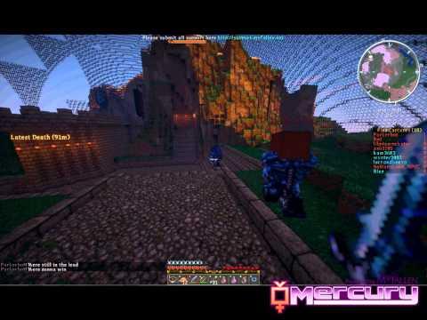 MyFallen[TV] - NoMansLand Plays Minecraft - Capture the Flag - Episode 16