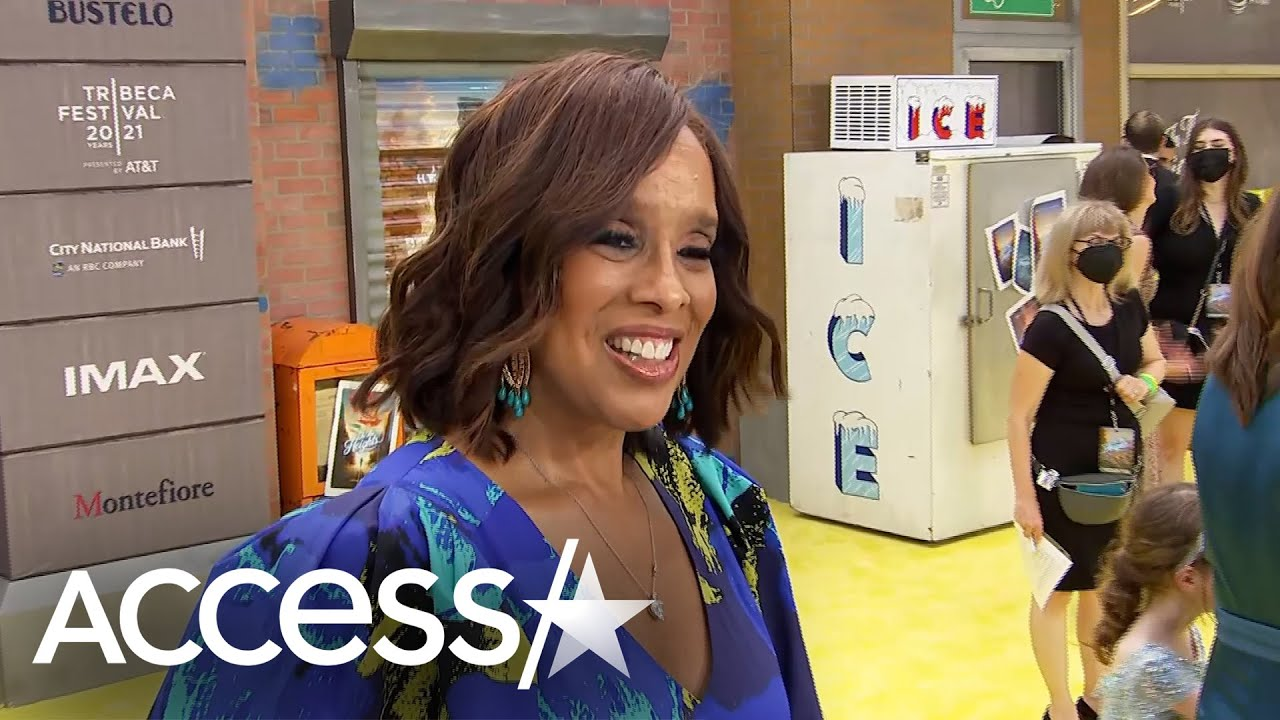 Gayle King Calls New 'In The Heights' a 'Gift'