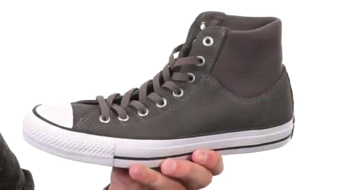 19b407a52959 Converse Chuck Taylor® All Star® MA-1 Zip Suede SKU 8586906 - YouTube