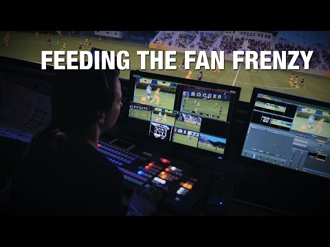 Sports Broadcasting at West Virginia University: Feeding the Fan Frenzy