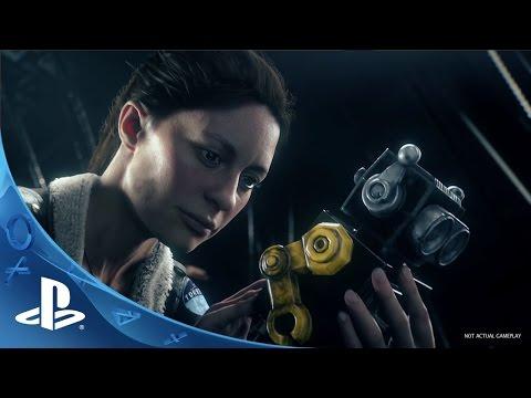 Alien: Isolation - Official Gamescom CGI Trailer - Improvise