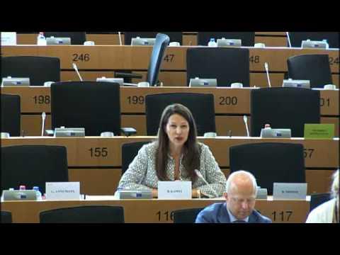 Barbara Kappel - Fragen an Edward Scicluna (Finanzminister Maltas/ECOFIN-Präsident)
