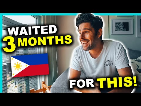 STRANDED Foreigners FIRST full day back at HOME in MANILA