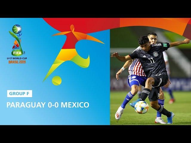 Paraguay v Mexico Highlights - FIFA U17 World Cup 2019 ™