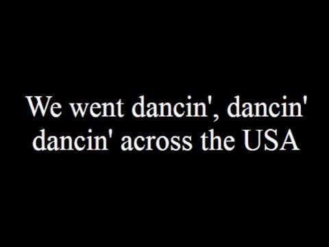 Lindsey Buckingham Dancin' Across The USA with Lyrics (National Lampoon's Vacation)