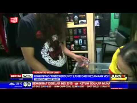 Komunitas Underground Bandung