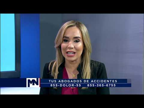 855-DOLOR-55 Abogados de accidentes obtienen $100.000 en compensacion a victima de accidente de auto