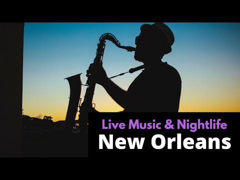New Orleans Live Music/ Nightlife: Frenchmen Street