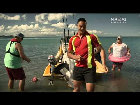 Māori Television Advertisment: NZ Post - Poti Safety Boat Safety