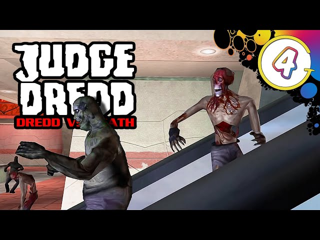 Zombie Disco | Judge Dredd: Dredd vs Death Gameplay Part 4