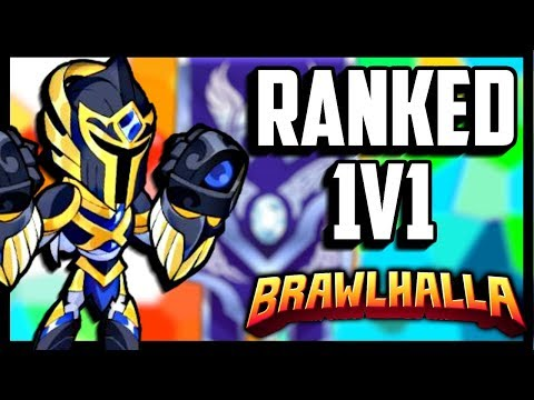Never Give Up!! • RANKED 1v1 with Zariel • Brawlhalla