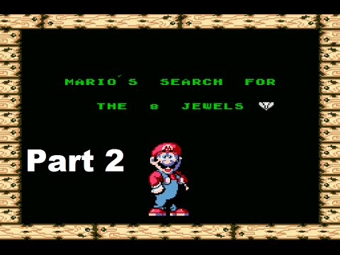 Mario's Search For The 8 Jewels - 2 - An Electric Yellow Single Death