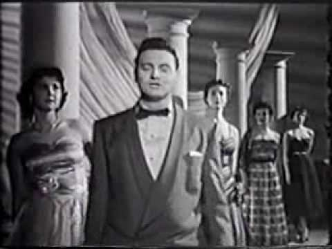 FRANKIE LAINE SINGS FROM HIS 1954 TV