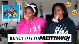 Reacting (sorta) to PRETTYMUCH Videos (...again sorry lol)
