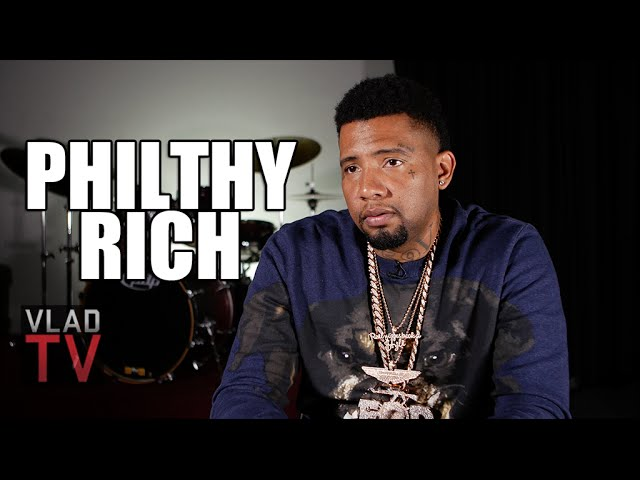 Philthy Rich Says Shootings in Clubs Got to Be a Normal Thing for Me