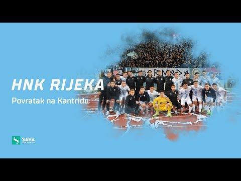 Povratak na Kantridu 2 - HNK Rijeka - HŠK Zrinjski