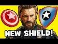 AVENGERS INFINITY WAR Theory: Captain America