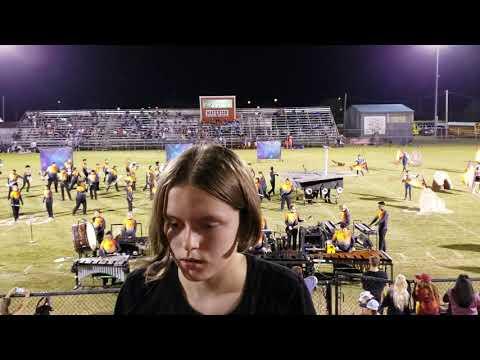 Eastland High School Marching Band 2019