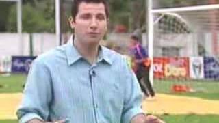 Lucas Alves - Globo Esporte 30/11/2007