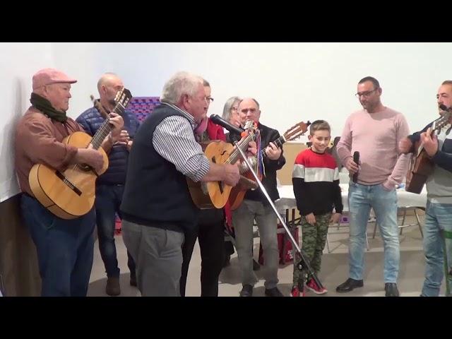 1º baile de picaillas en los Olivos 2019