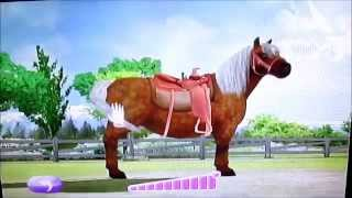 Pony Friends 2 Wii: Una giornata con i miei cavalli! [Gameplay]