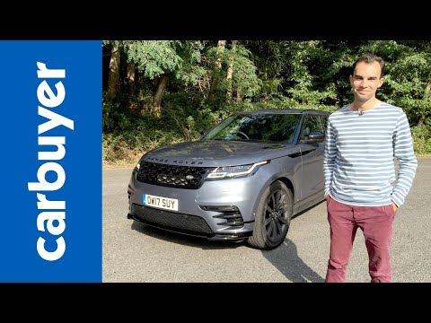 Range Rover Velar review – Is this Britain's most glamorous SUV? - Carbuyer