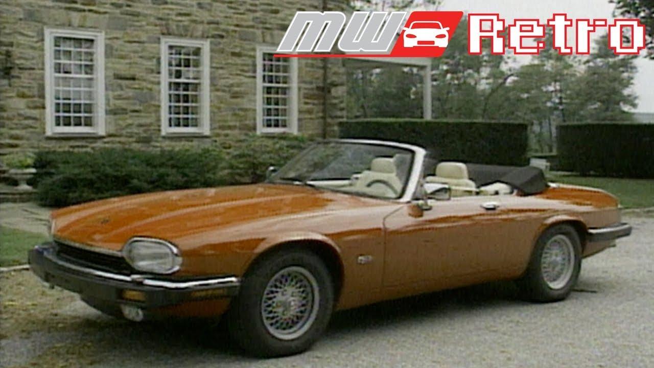 1992 Jaguar Xjs Convertible Retro Review
