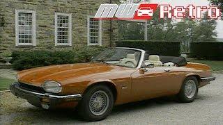 1992 Jaguar XJS Convertible | Retro Review