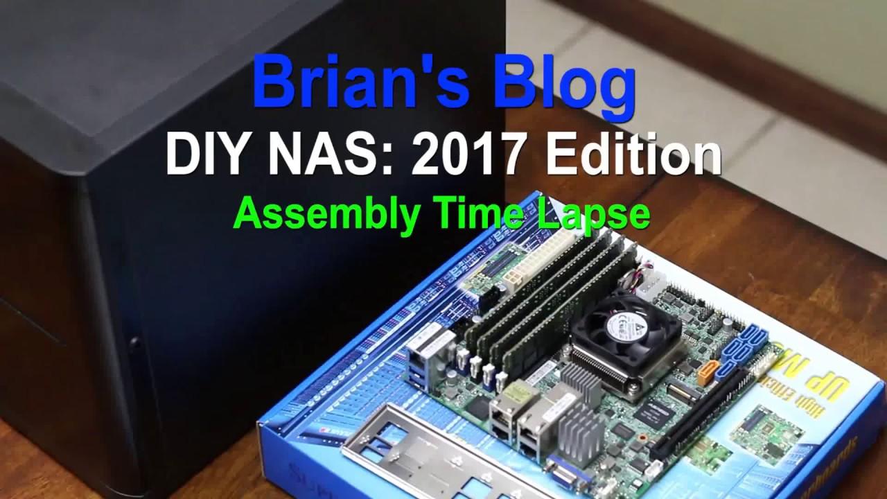 DIY NAS: 2017 Edition - briancmoses com