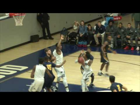 Longwood University Men's Basketball vs Averett University 12/14/16