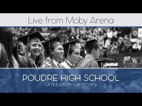 Poudre High School Graduation