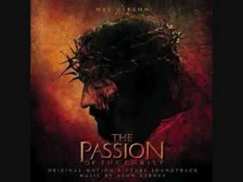 The Passion of the Christ-Crucifixion soundtrak