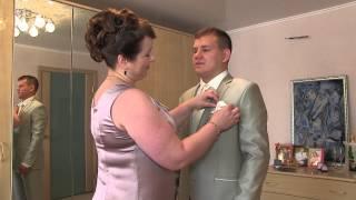 Сборы жениха и невесты 19 07 2013 г